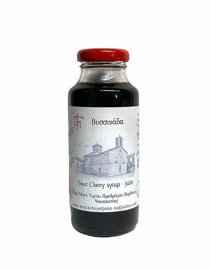 Sour Cherry Syrup - Juice