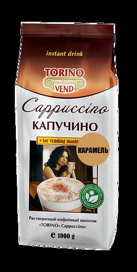 Кофейный напиток «Капучино» TORINO Карамель