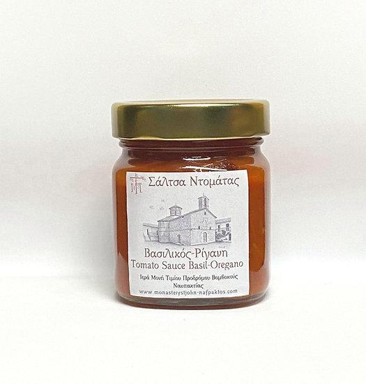 Tomato Sauce with Basil and Oregano