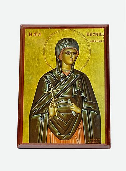 Saint Olympia