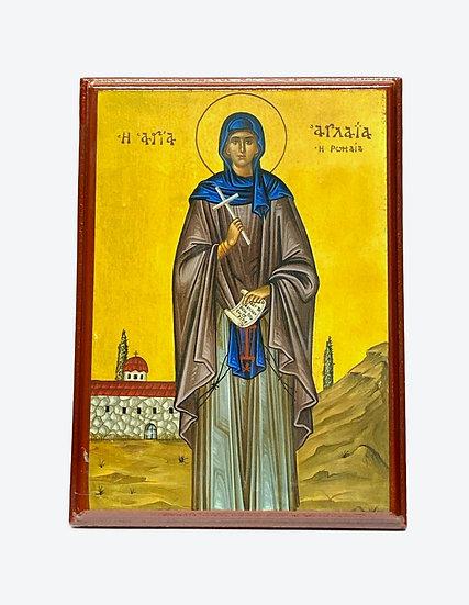 Saint Aglaia