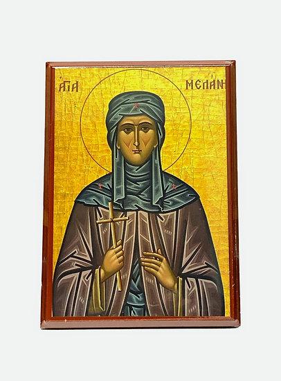 Saint Melanie