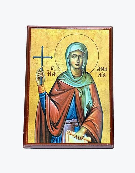 Saint Amalia