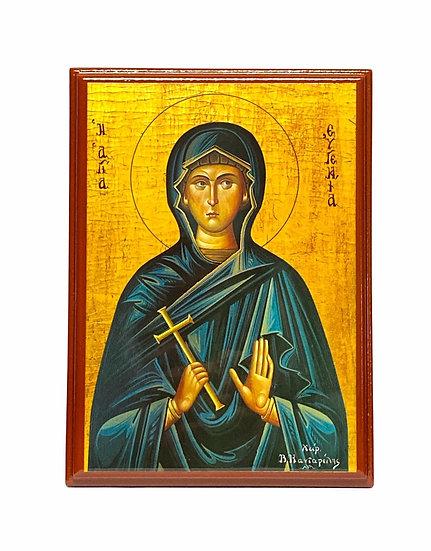 Saint Evgenia