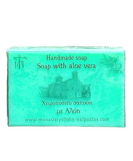 Soap with Aloe vera