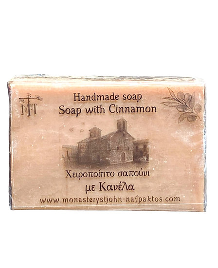 Soap with Cinammon