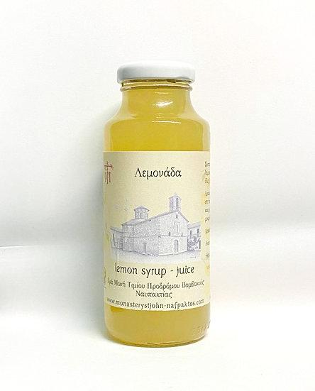 Lemon Syrup - Juice