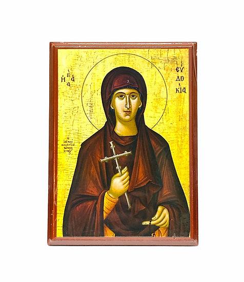 Saint Evdokia