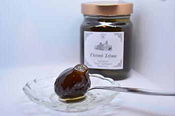 Γλυκό Σύκο  Fig Spoon Sweet 500gr (2).JP