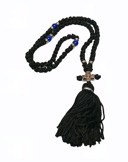 Prayer Rope - 100 Knots with Synthetic Silk