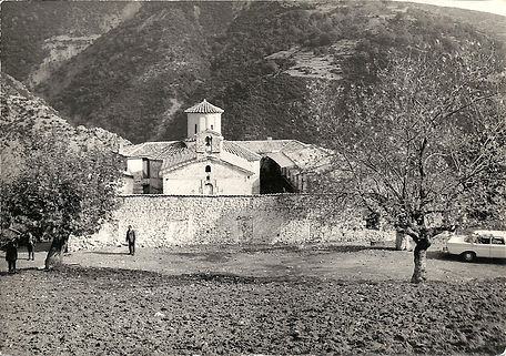 Local provincial governor reports (1836) that the Monastery operated as Stavropegic (directly subordinated to the Patriarchate) almost until the Greek Revolution.