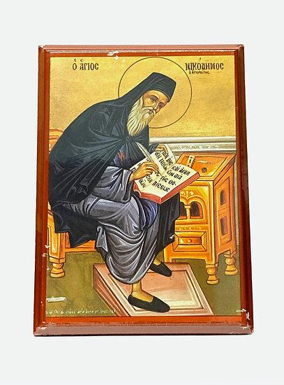 Saint Nikodimos of Mount Athos