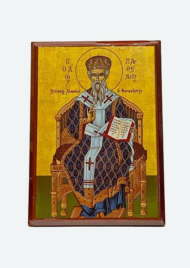 Saint Parthenios of Lampsakos