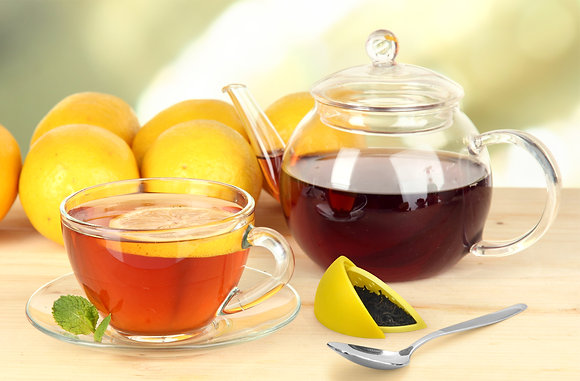 Lemon Shape Tea Infuser