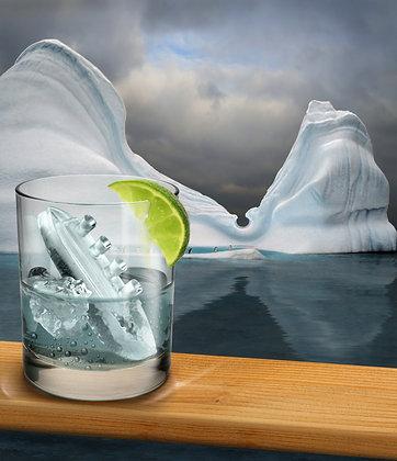 Ship Wreck Ice Cubes