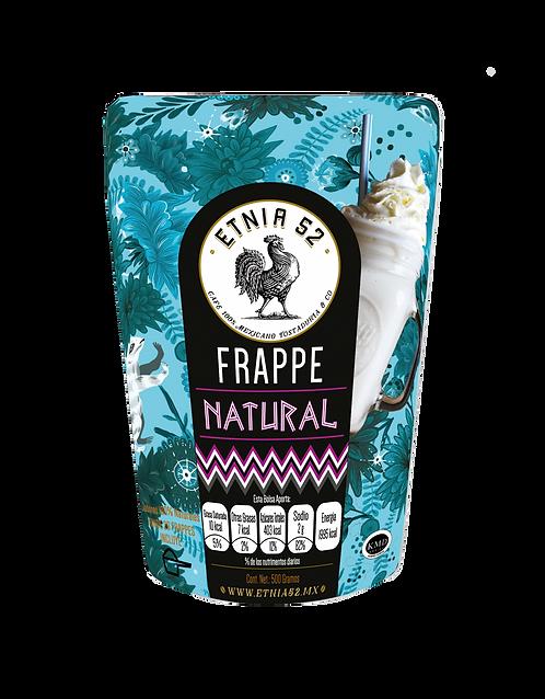 Frappé Natural 500 gr