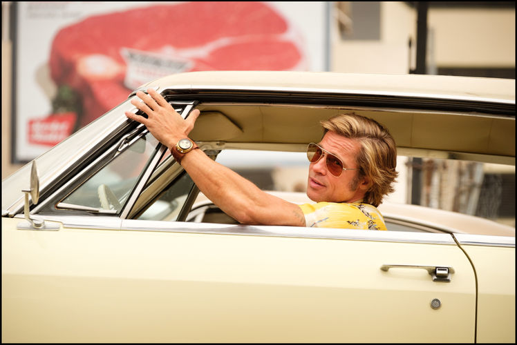 Once Upon A Time In Hollywood;  Photograph by Andrew Cooper