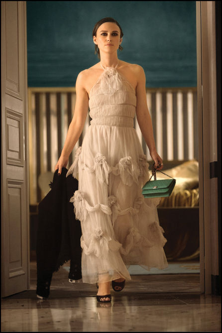 Chanel, Coco Mademoiselle, Keira Knightley, Photograph by Andrew Cooper