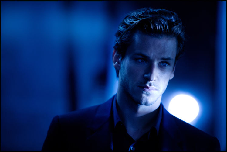Chanel, Bleu de Chanel,  Gaspard Ulliel, James Gray, Photograph by Andrew Cooper