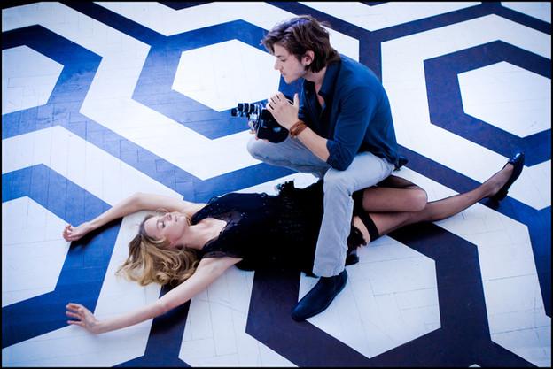 "CHANEL ""BLEU DE CHANEL"" (Scorsese)"