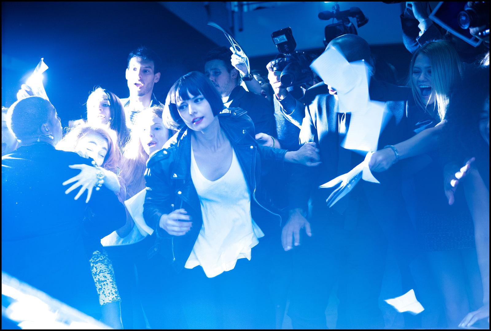 Chanel, Bleu de Chanel,  Gaspard Ulliel, James Gray, Photograph by Andrew Cooper