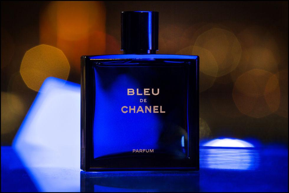 Chanel, Bleu de Chanel, Steve McQueen, Gaspard Ulliel, Andrew Cooper, Photograph by Andrew Cooper