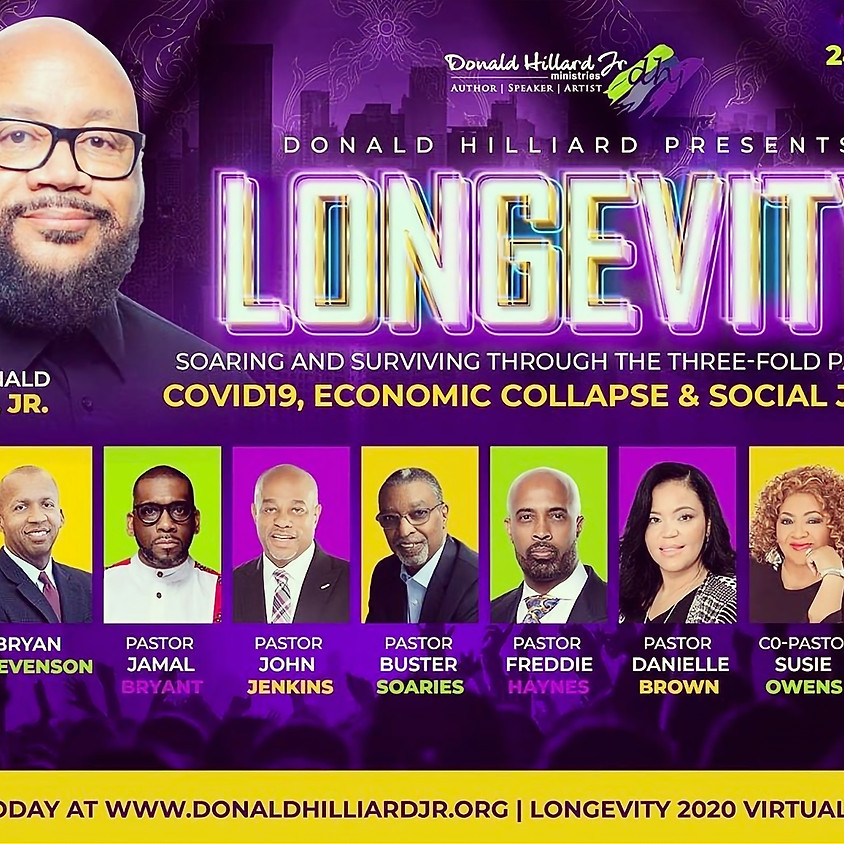 LONGEVITY 2020 - THE THREE-FOLD PANDEMIC: ECONOMIC, SOCIAL & COVID-19