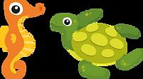 Seahorses & Turtles.png