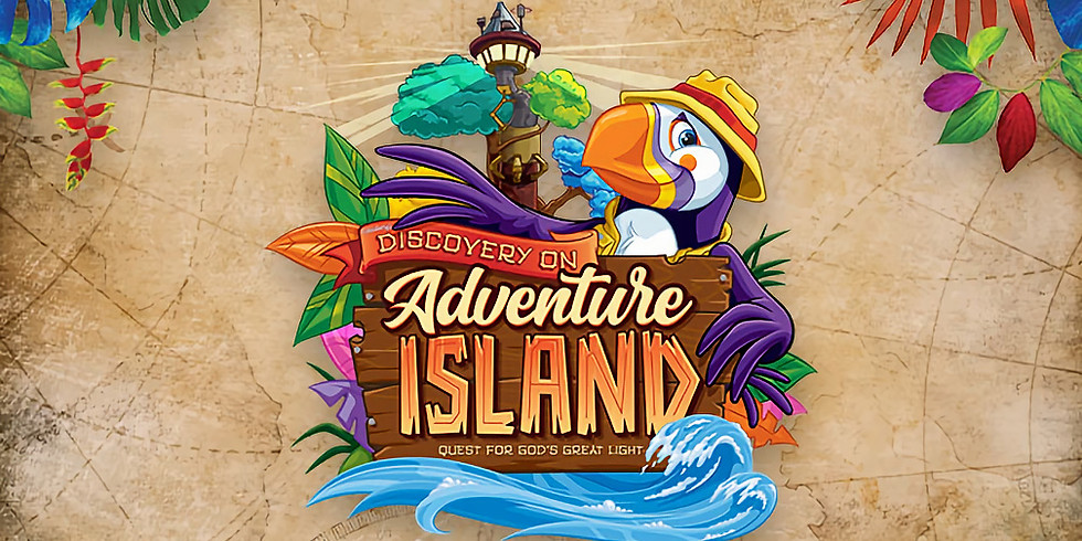 Discovery on Adventure Island: VBS