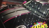 MINI matt black and pink viper.jpg