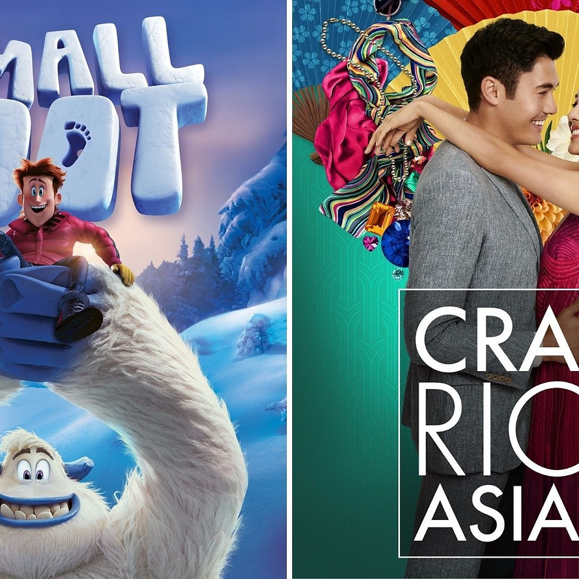 Smallfoot / Crazy Rich Asians