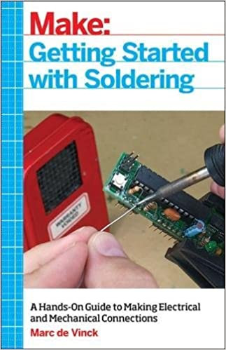 Getting Started with Soldering book cover