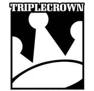 Triple Crown Recorders logo.