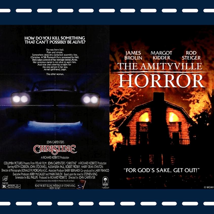 Christine (R) / The Amityville Horror (R)