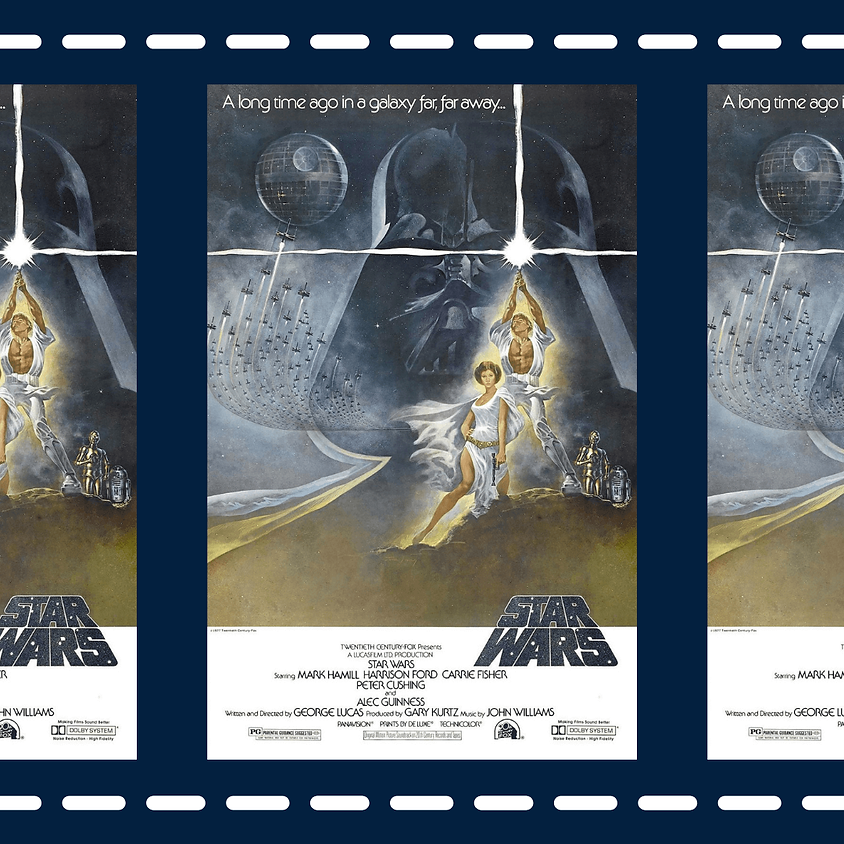 Star Wars: A New Hope (PG)