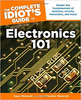Electronics 101 book cover