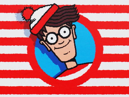 Where's Waldo: A Picture is Worth a Thousand Words