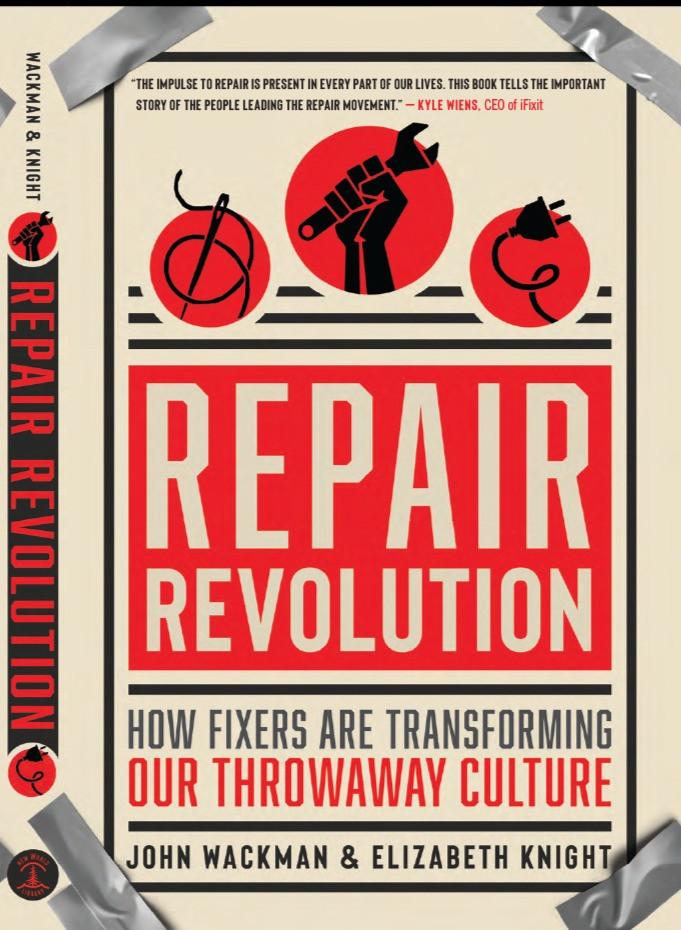 Repair Revolution cover