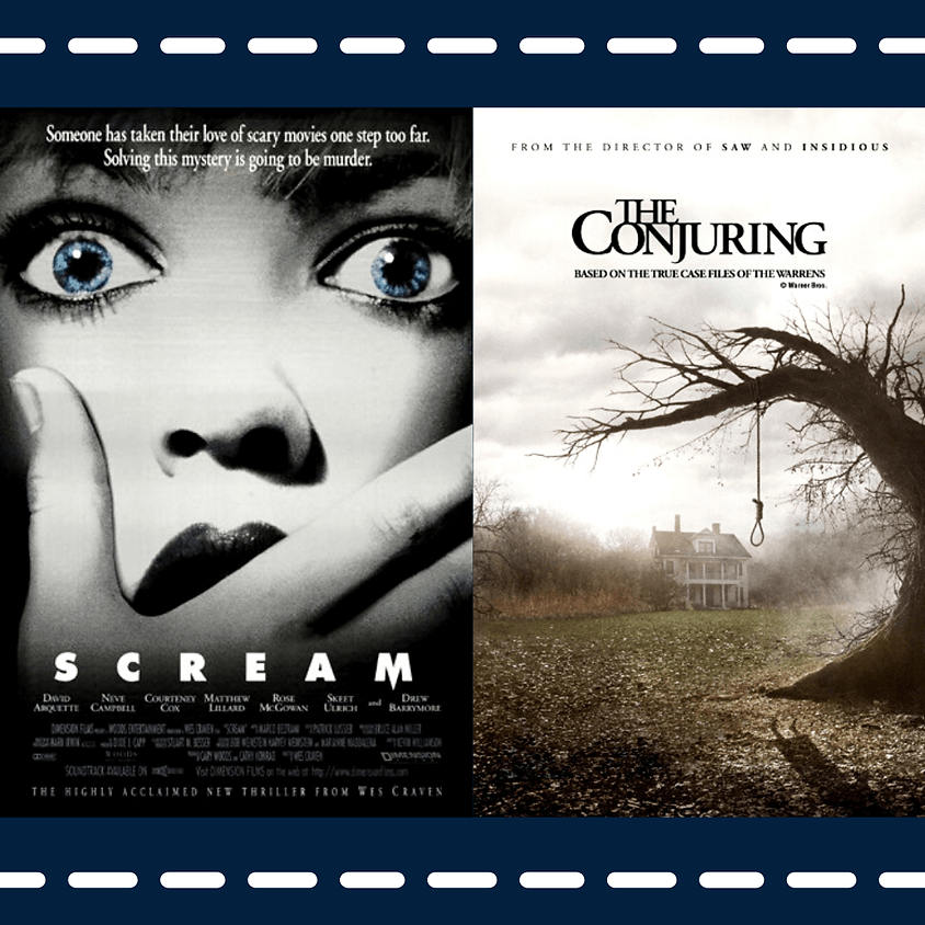 Scream (R) / The Conjuring (R)