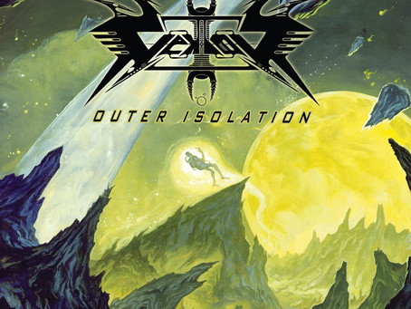 Outer Isolation: A Freegal Album Review