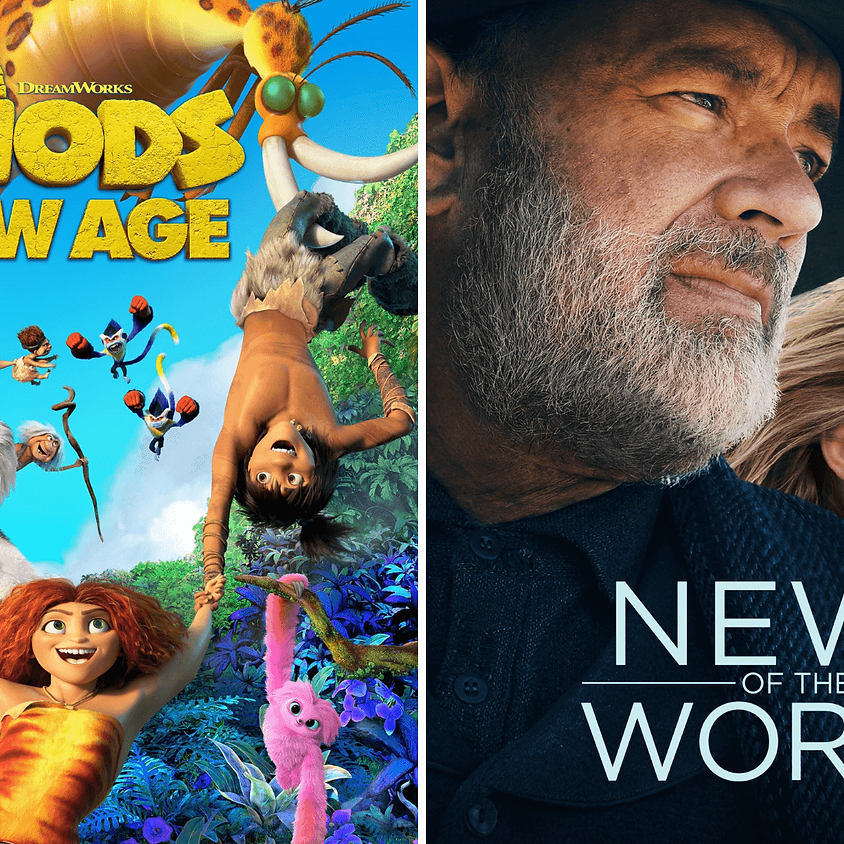 Croods 2: A New Age / News Of The World