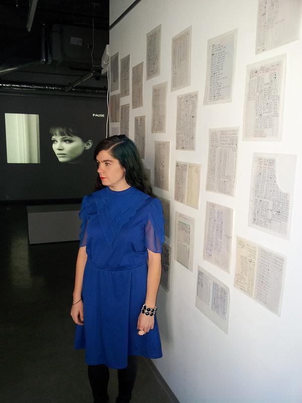 Autorretrato Apropiado, María José Alós, Laboratorio Arte Alameda, foud footage, Alucine Film & Media Arts Festival, TAC Gallery, Toronto, Canada