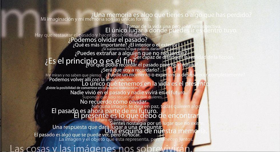 Autorretrato Apropiado, María José Alós, Laboratorio Arte Alameda, foud footage
