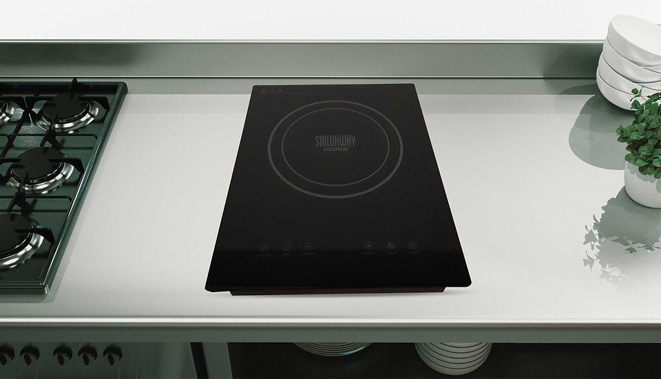 Shilohway Cookware Single Induction Hob