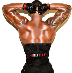 FitMenteam Fitness Belt