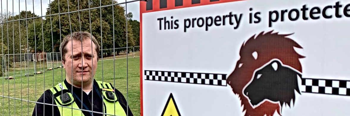 K4 Vacent Property Security