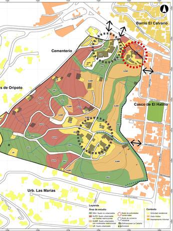 Plan Especial sector La Cabaña, Municipio El Hatillo