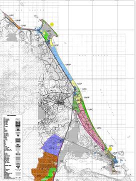 Anteproyecto de Decreto del Plan de Ordenamiento y Reglamento de Uso (PORU) de la Zona Interés Turístico de la Costa Oriental del estado Falcón
