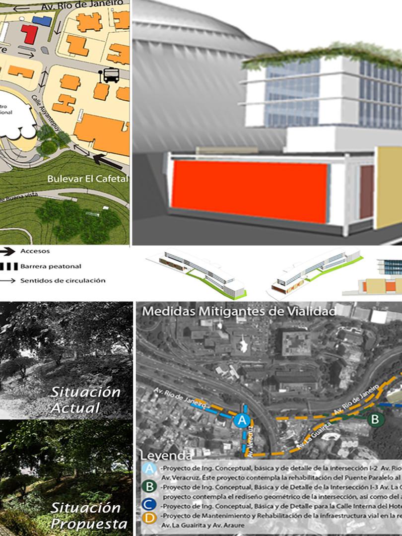 """Evaluación del potencial de desarrollo de una parcela zonificada """"D"""" Hotel Eurobuilding Caracas, municipio Baruta"""