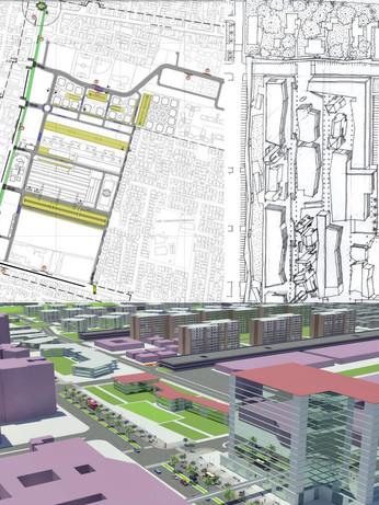 Estudio de Factibilidad Urbanística del Terreno Propiedad de Desarrollos Inmobiliarios Ciudad Jardín, C.A.